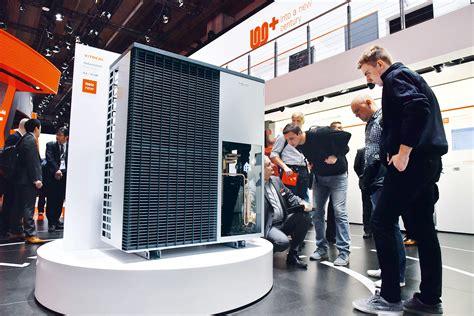 Effiziente Luft Wasser Waermepumpe In Split Bauweise by Fl 252 Sterleise Luft Wasser W 228 Rmepumpen Viessmann