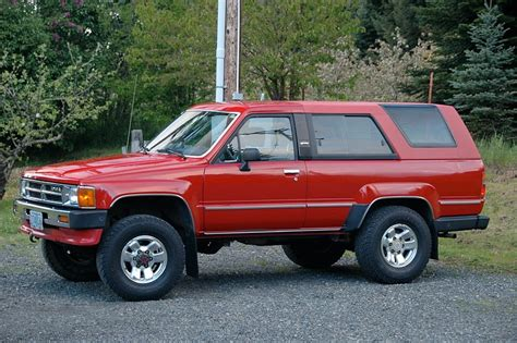 1987 Toyota 4runner by 1987 Toyota 4runner Pictures Cargurus