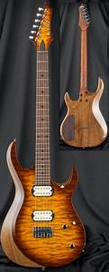 Custom Shop A6h Aries 24 Fret Bolt