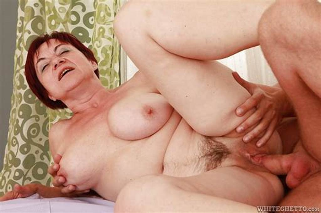 #Lustful #Busty #Granny #Gives #A #Blowjob #And #Gets #Pounded