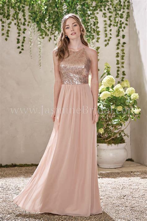 jasmine bridal  style   sequin iipoly