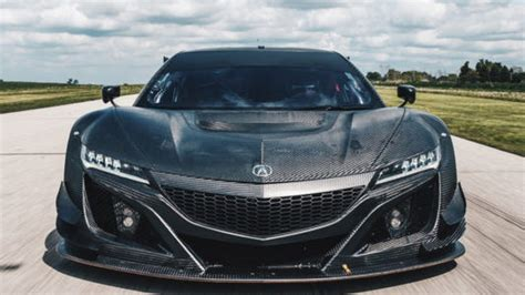 Acura Nsx R by 2018 Acura Nsx Type R Review Specs Release Date