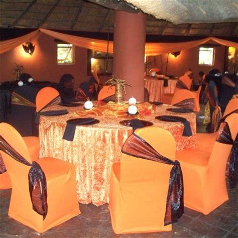 African Themed Wedding  Uniquely You Planning
