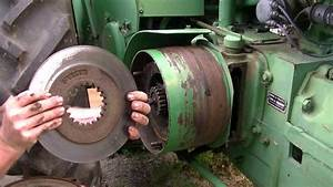 John Deere Styled Two Cylinder Clutch Maintenance