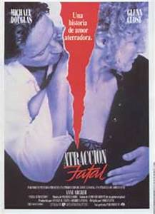 Fatal Attraction Movie Posters From Movie Poster Shop
