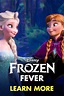 Opening To Frozen Fever 1999 VHS (Fake Version ...