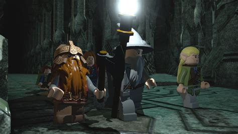Walking Into Mordor With A Smile Lego Lord Of The Rings
