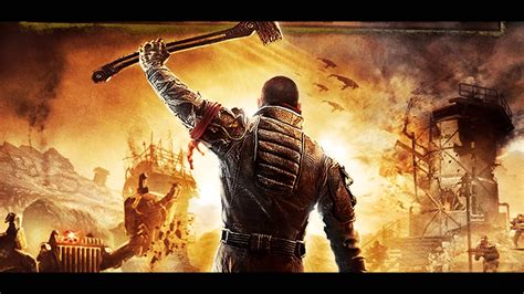 red faction guerrilla   full version pc