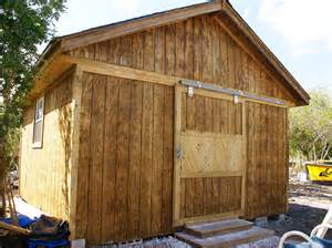 Do It Yourself Storage Shed Plans