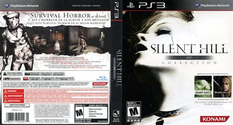 Blus30810 Silent Hill Hd Collection