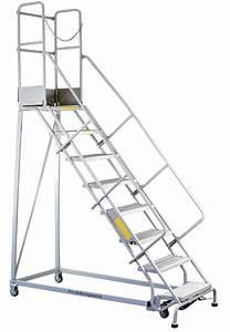 Leiter 8 Stufen : podestleiter rollbar mit handlauf leiter 8 stufen lc358 ~ Watch28wear.com Haus und Dekorationen