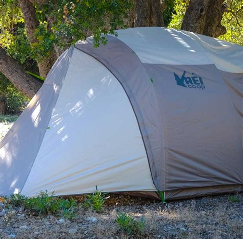 rei kingdom  review  camping tent review