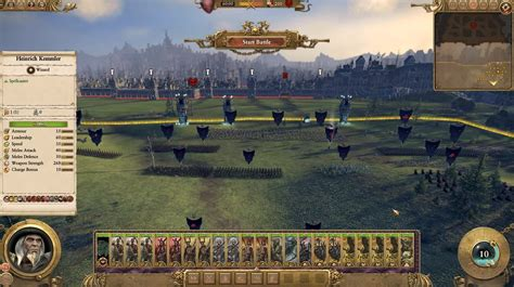 siege social bell total war warhammer siege of altdorf let 39 s play bell