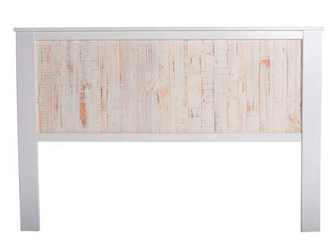 etagere bureau conforama tête de lit en bois massif longueur 164 cm flora