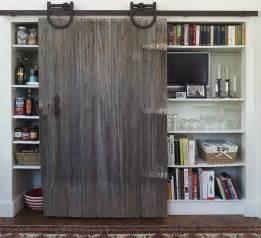 sliding kitchen doors interior pantry with barn door transitional kitchen yankee magazine