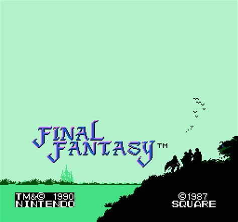 super adventures  gaming final fantasy nes guest post