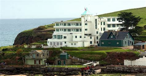 Devon's Iconic Burgh Island Has Been Sold