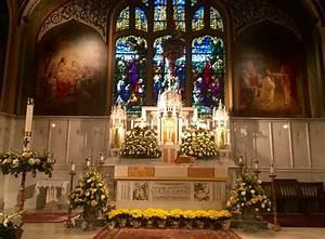 easter decorations 2016 st matthias catholic church