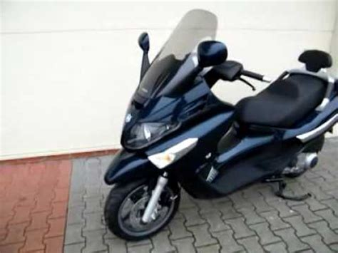 piaggio 125 roller piaggio xevo 125 09 roller scooter