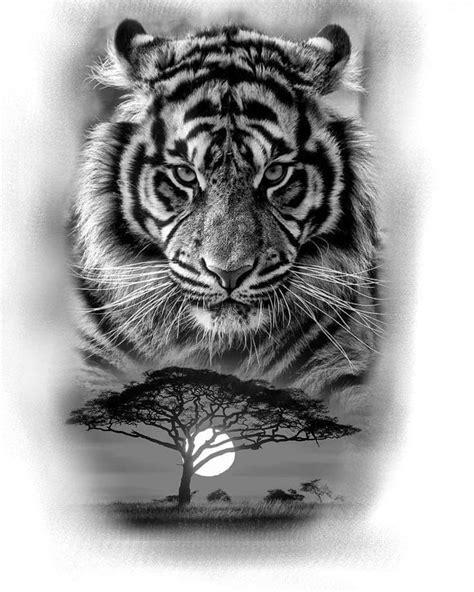 Pin de Lucía en Ideas tattoo en 2020 | Tatuaje de tigre