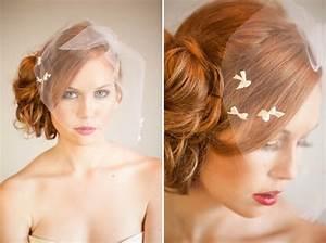 1950S Wedding Hair Accessories Mini Bridal