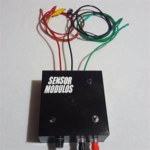 Probador De Sensores Y M U00f3dulos De Encendido Electr U00f3nico