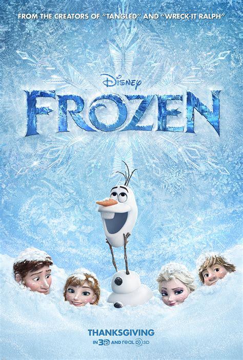 Disney's Frozen gets a poster - Nerd Reactor