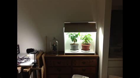 Diy Grow Cabinet by Diy Indoor Grow Box For 30 Part 2 Of 2