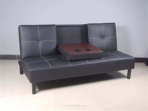 Leather Sofa Bed by Click Clack Sofa Bed Sofa Chair Bed Modern Leather