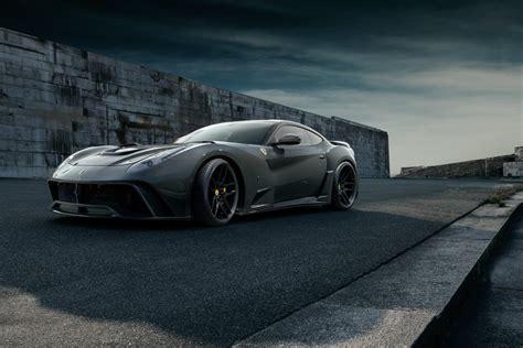 Novitec Rosso Unveils The Ferrari F12 N Largo S