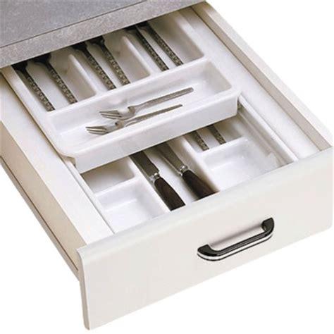 richelieu kitchen accessories richelieu 147530 tiered cutlery tray 1965