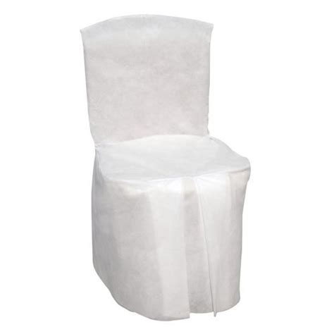 housse de chaise papier housse de chaise papier pas cher