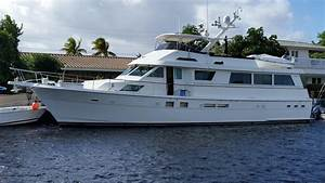70 Hatteras 1988 SERENITY For Sale In Ft Lauderdale