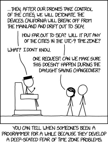 xkcd  time   programmer kominetzcom