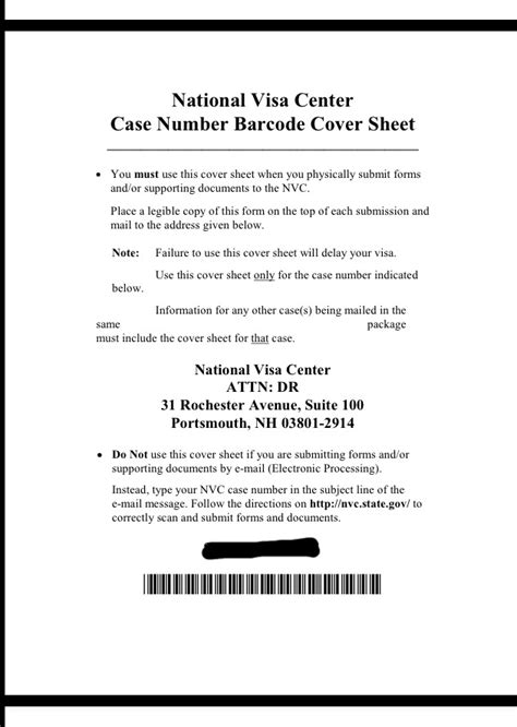 Nvc checklist - IR-1 / CR-1 Spouse Visa Process