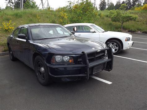 2007 Dodge Charger 57l Hemi  Interceptor King