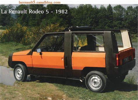 renault rodeo all sporty renault rodeo
