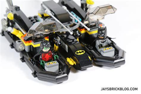 Lego Batman Boat Instructions review lego 76034 the batboat harbour pursuit