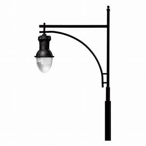 extra, large, high, output, hid, luminaire, street, light, -, 120v, powder, coated, cast, aluminum