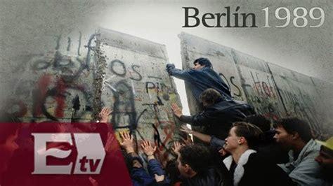 caida en el salon de especial 25 años de la caída muro de berlín parte 1
