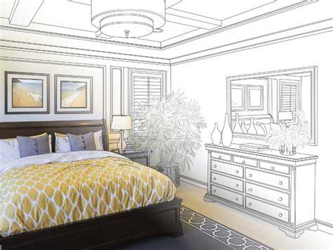 acd properties bedroom interior design sketch ACD Homes