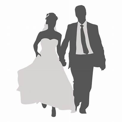 Silhouette Couple Walking Transparent Svg Vector Silhouettes