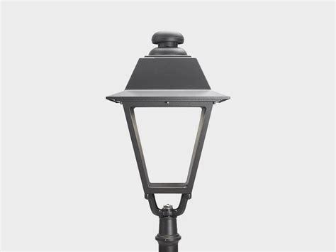 Cariboni Illuminazione Lione Stradale A Lanterna A Led In Alluminio Agathos