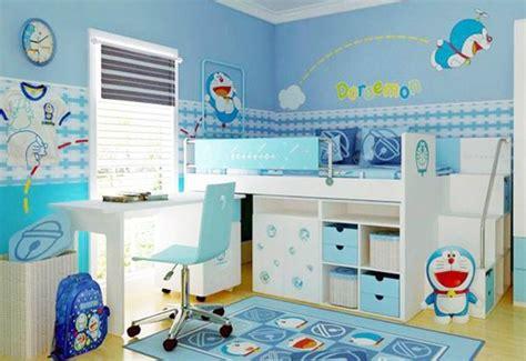 desain kamar anak tema doraemon informasi desain
