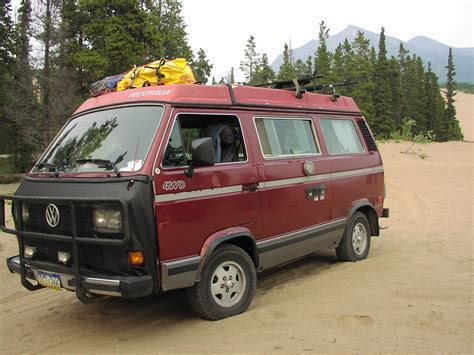 Vw T3 Syncro Photos