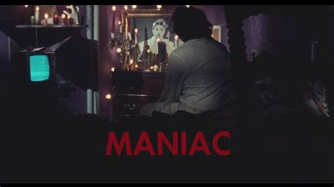 maniac bluray  bullets