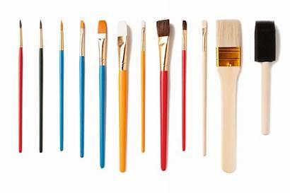 Paintbrush Artist Paintbrushes Choosing Background Jennes Olivier