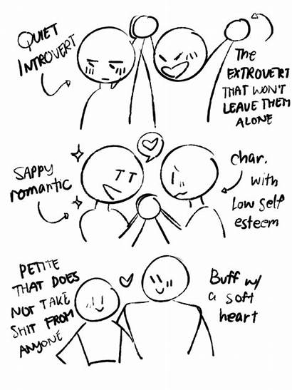 Ship Dynamic Fav Drawing Poses Reference Otp