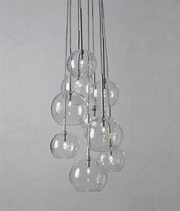 Suspension Multiple Luminaire : ice clear suspension suspensions de refer staer architonic ~ Melissatoandfro.com Idées de Décoration
