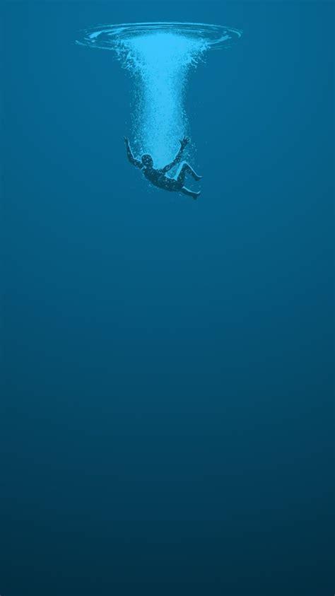 drown  water iphone wallpaper iphone wallpapers
